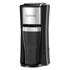 BLACK+DECKER CM618 Single Serve Coffee Maker
